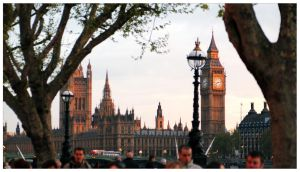 Houses of Parliament by bsilvestre