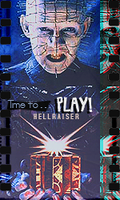 Hellraiser, Pinhead -Ava- by Passion-Colors