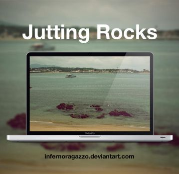 Jutting Rocks x HD Wallpaper by infernoragazzo