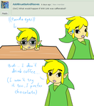 Ask Skyward Link and Wind Link 315 by LinkofSkyWind