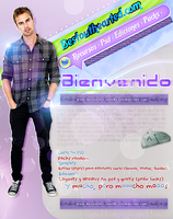 Theo James ID -PSD- by Bestouthearted