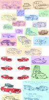 ULTIMATE CARS DUMP by Candy-Coupe