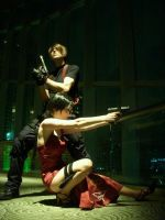 Old Flame - Ada Wong by lilylighting