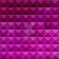 Byzantine Purple Abstract Low Polygon Background by apatrimonio