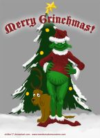 Merry Grinchmas by chillier17