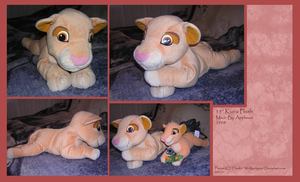 .: Big Kiara Plush :. by Dunkin-Prime