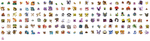 Pokemon Revived Edition Sprites by NaoTheSillyDuffer