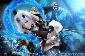 Blade and Soul cosplay by Jiakidarkness