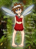 Environmentalist Fairy Sora by Blue-Dragon22