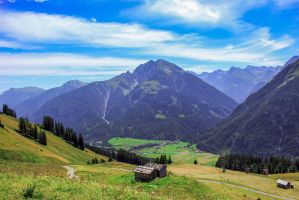 mountainscape 16 by Pagan-Stock