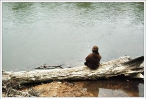Fishing by kezz