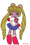 Sailor Moon Junko by SoVeryUnofficial