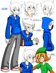 Trouble Makers: Alex by Mgx0