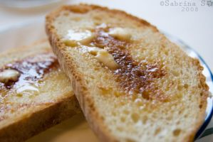 French bread toast by aheria
