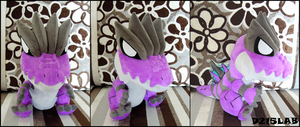 Nidyranok Plush by d215lab