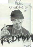 Redman by clebdiddy
