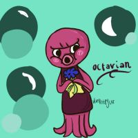 Octavian by VerySleepyCat