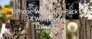 iPhone Lockscreen Combo Pack by chase009