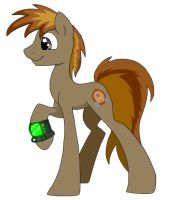 Copper Compass / Requested Pony OC by iMarieU