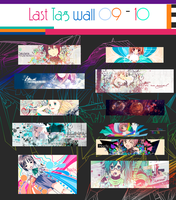Tag wall 09- 10 by Hachi-doll