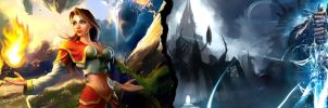 World Of Warcraft Banner by KriszTianOlah