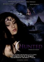 House of Night Hunted Movie poster by zvunche