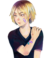 Band-aids by kyunpoo