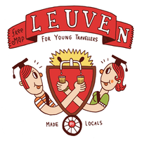 LEUVEN MAP COVER by laresistance