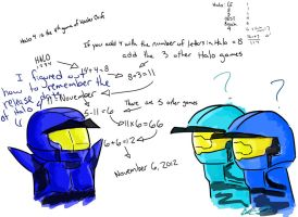 Caboose + Basic Math = Halo 4 by Colton3227