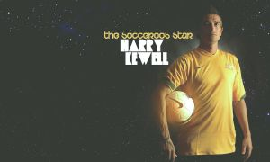 Harry Kewell by mariotullece
