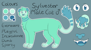 Sylvester Reference by Calorful