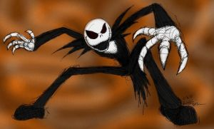 Jack Skellington by Chewilicious