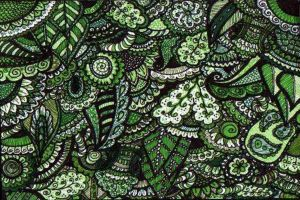 Paisley Craze X by Quaddles-Roost