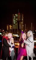 [Guilty Crown] Finale by xAkatsuki-Itoux