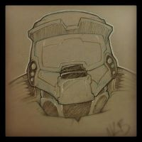 Master Chief by kevinbriones