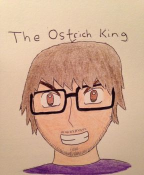 This is me..new profile avatar by TheOstrichKing