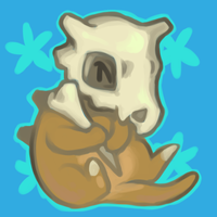 Requests: Cubone by boblitt