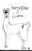 Harry Potter is my Llama by improbabilitydrive