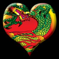 dragon heart by cybaBABE