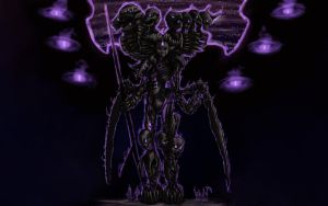 The End - Colossus of Death by Najlock