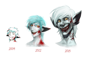 2009-2015 IMPROVEMENT by Hinoteya
