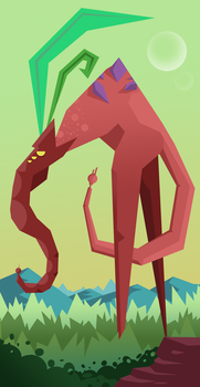 Lowpoly I by rabbcl