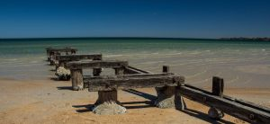 Old Mentone jetty 2 by tessavance