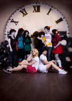 Beta Homestuck Yes by RomanoVargs