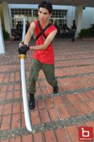 Wade Wilson Cosplay by EnriqueNg