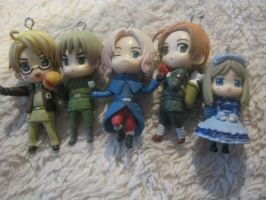 Hetalia Collection Two by teamrocketcutie