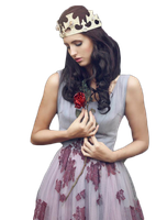 Flower girl png by JessicaRufus