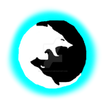 Wolf - Ying Yang by SpiritWolf1471
