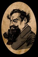 Charles Dickens by memorypalace