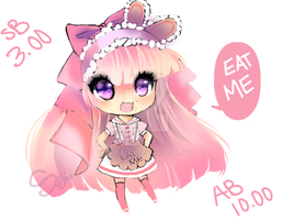 Eat Me Adopt 1 by SeiChuu